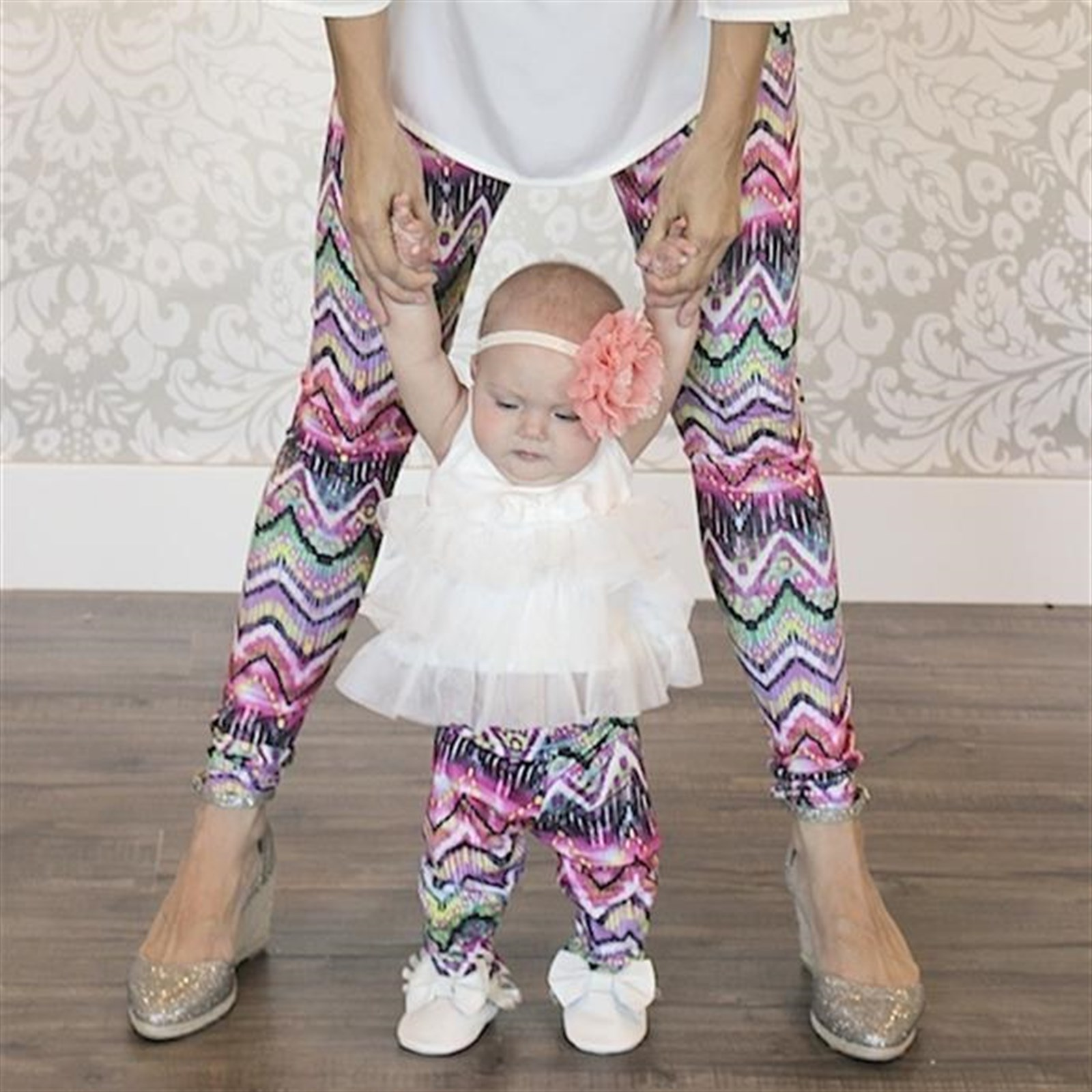 Grow With Me Leggings Only $6.99 w / Free Shipping