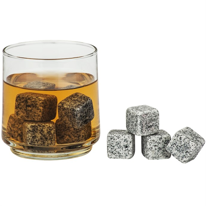 Granite Whiskey/Drink Chilling Stones Only $9.99 w/ Free Shipping