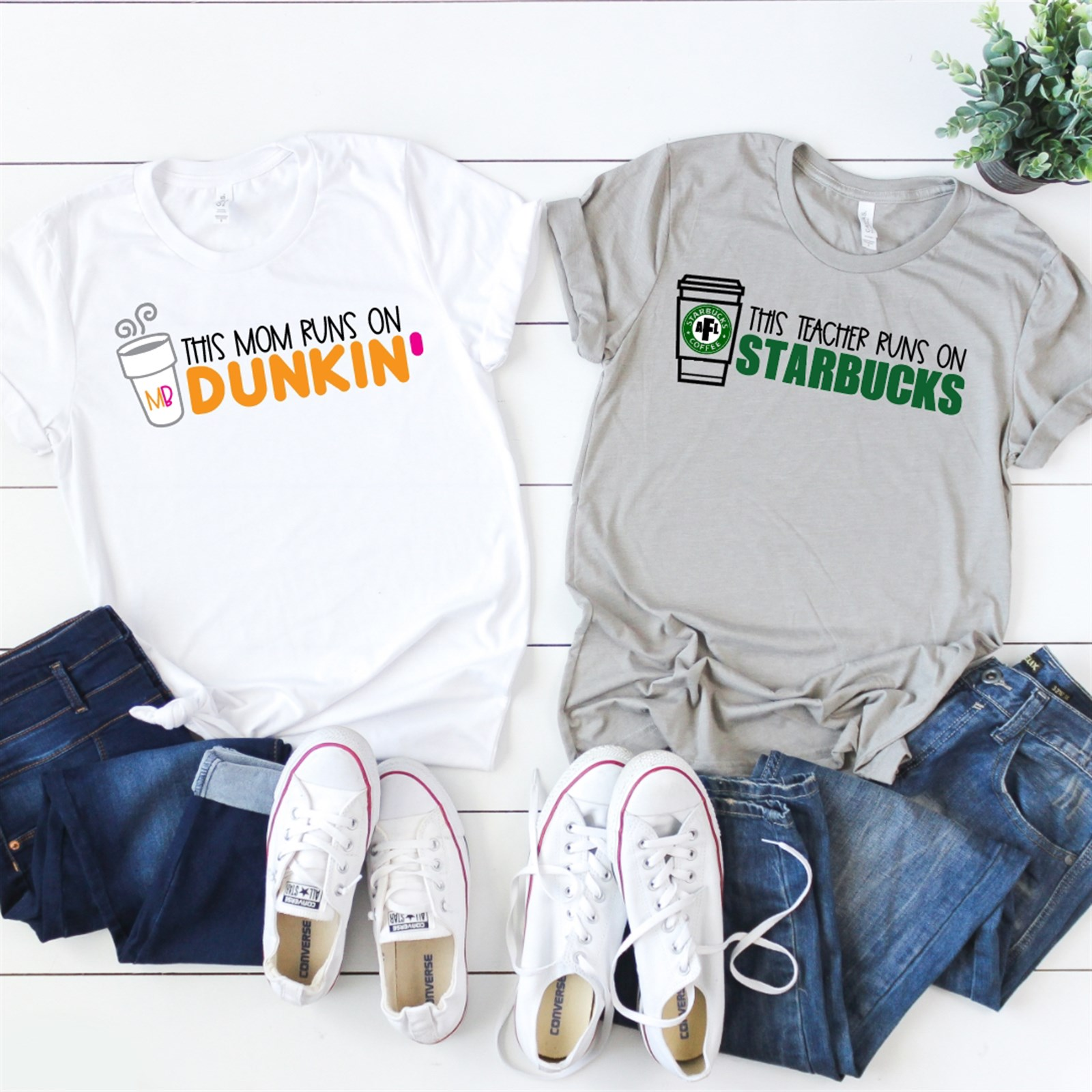 Personalized Coffee Tees