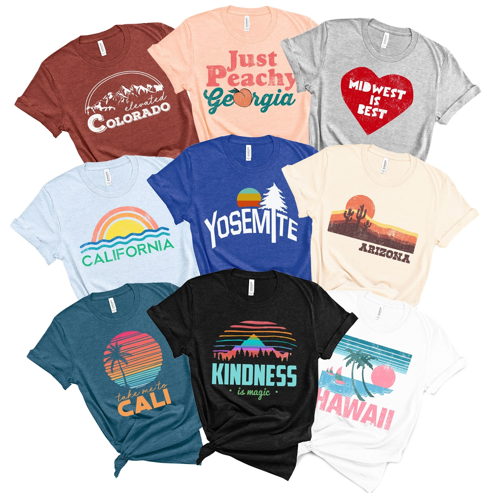 51a91587f Iconic State Design Tees   Jane