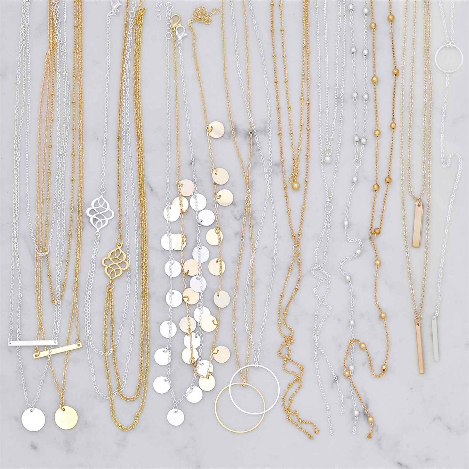 9b84959c2 Dainty Necklaces | Jane
