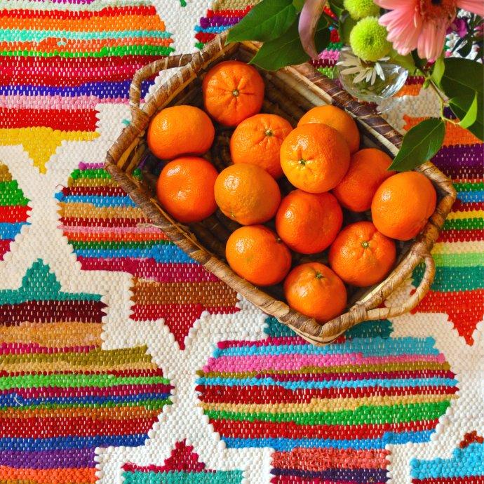 Boho Handmade Kilim Rugs Only $42.99 w/ Free Shipping