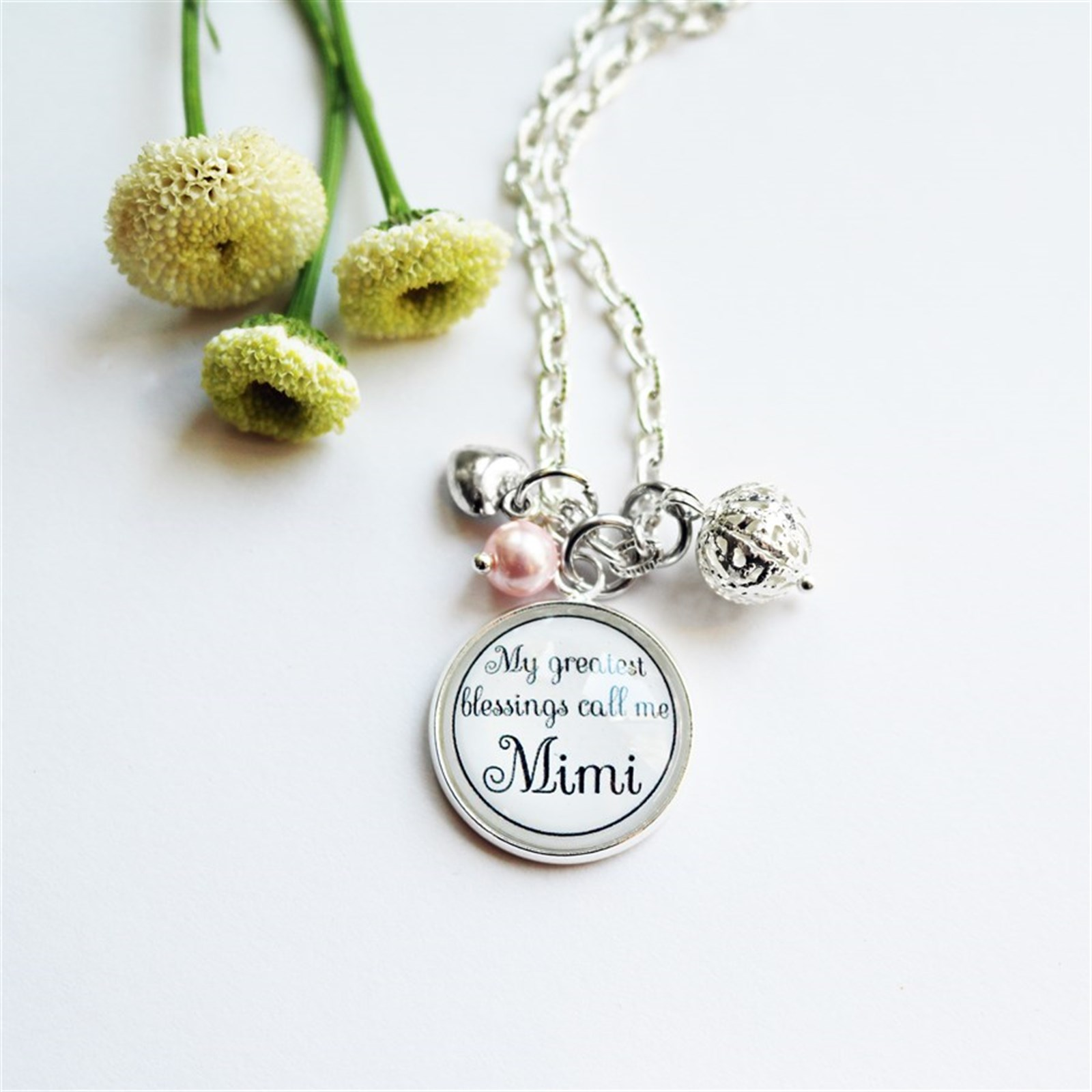 My Greatest Blessings Necklace Only $8.99 w/ Free Shipping