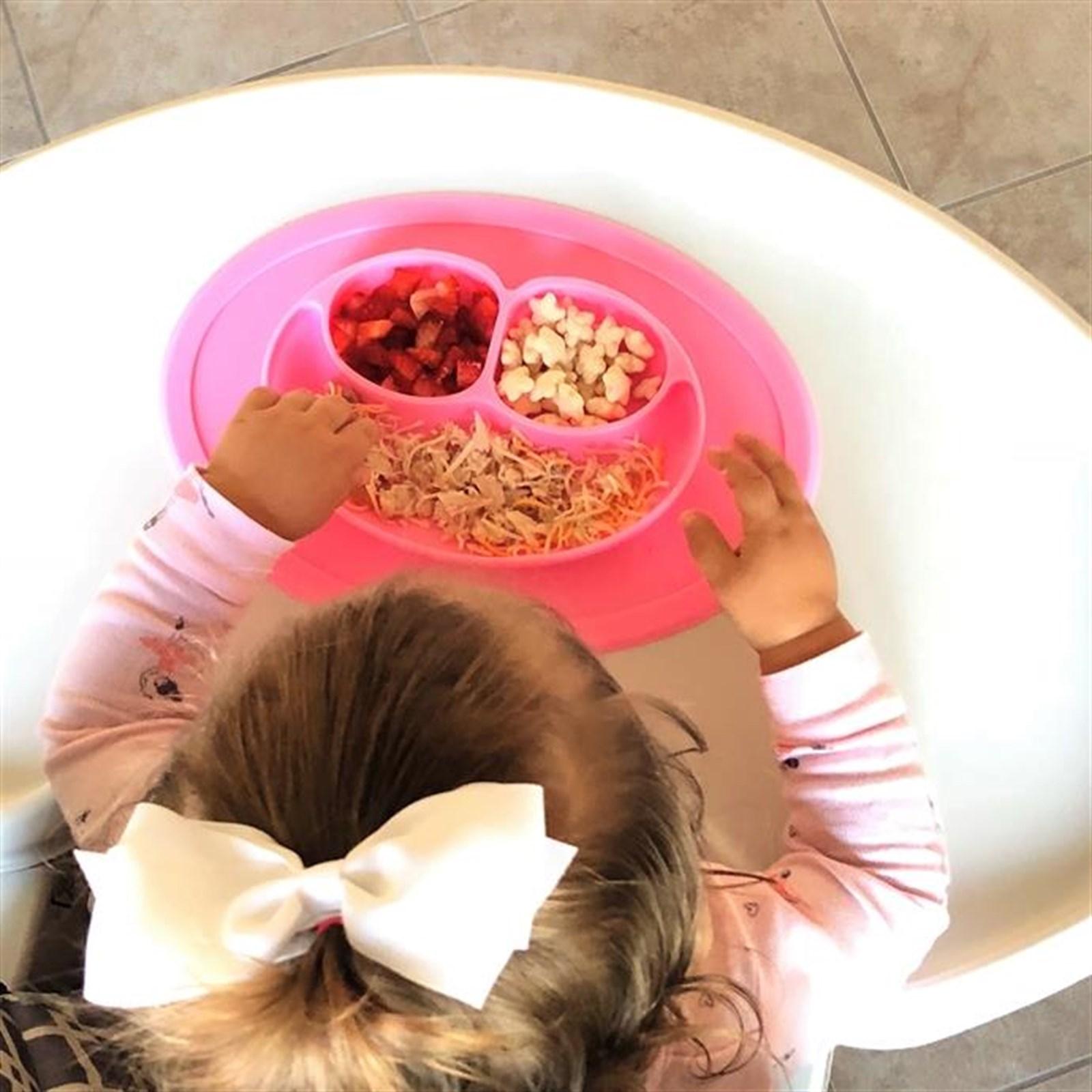 Non Slip Silicone Feeding Mat
