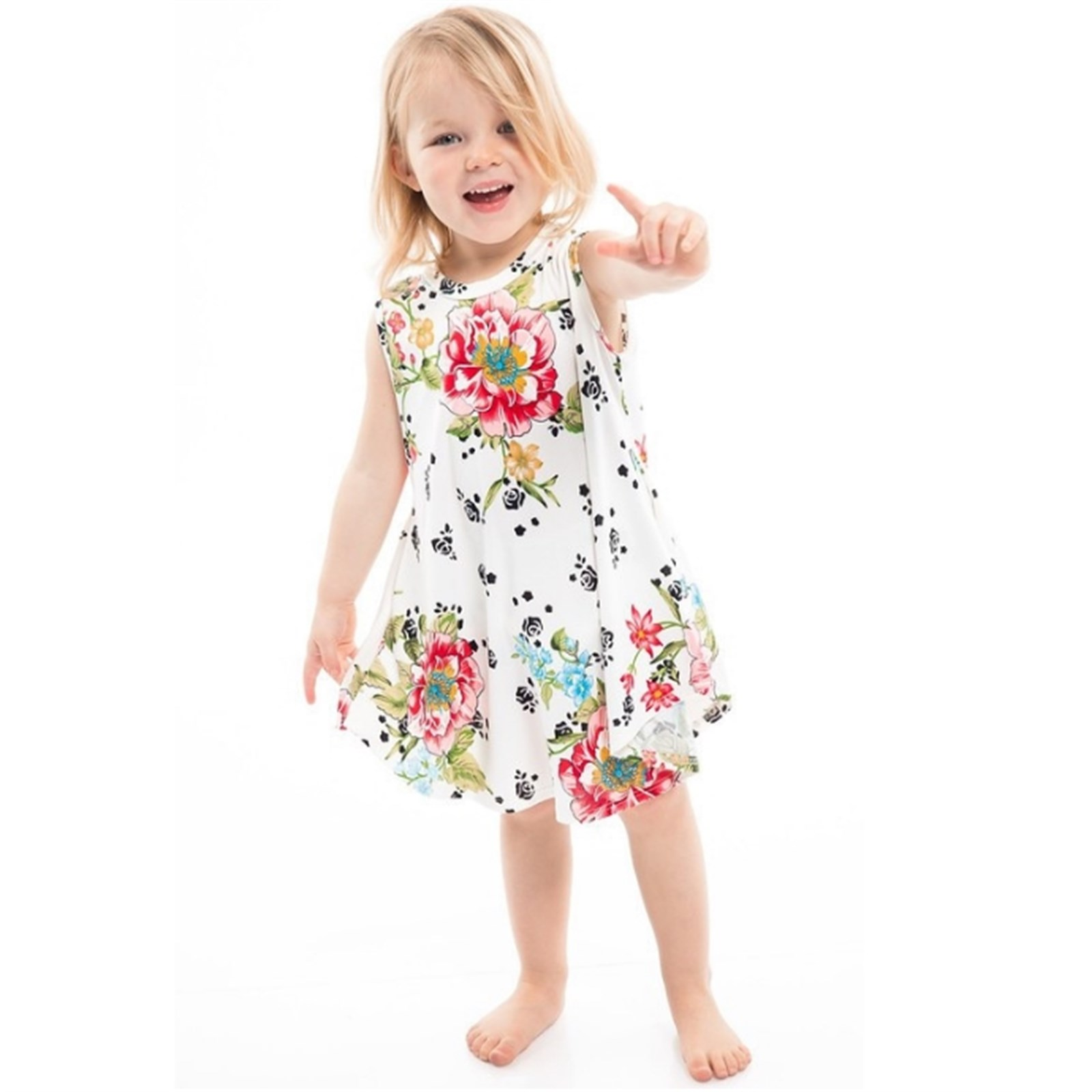 Toddler's Summer Dresses Only $8.99 w/ Free Shipping