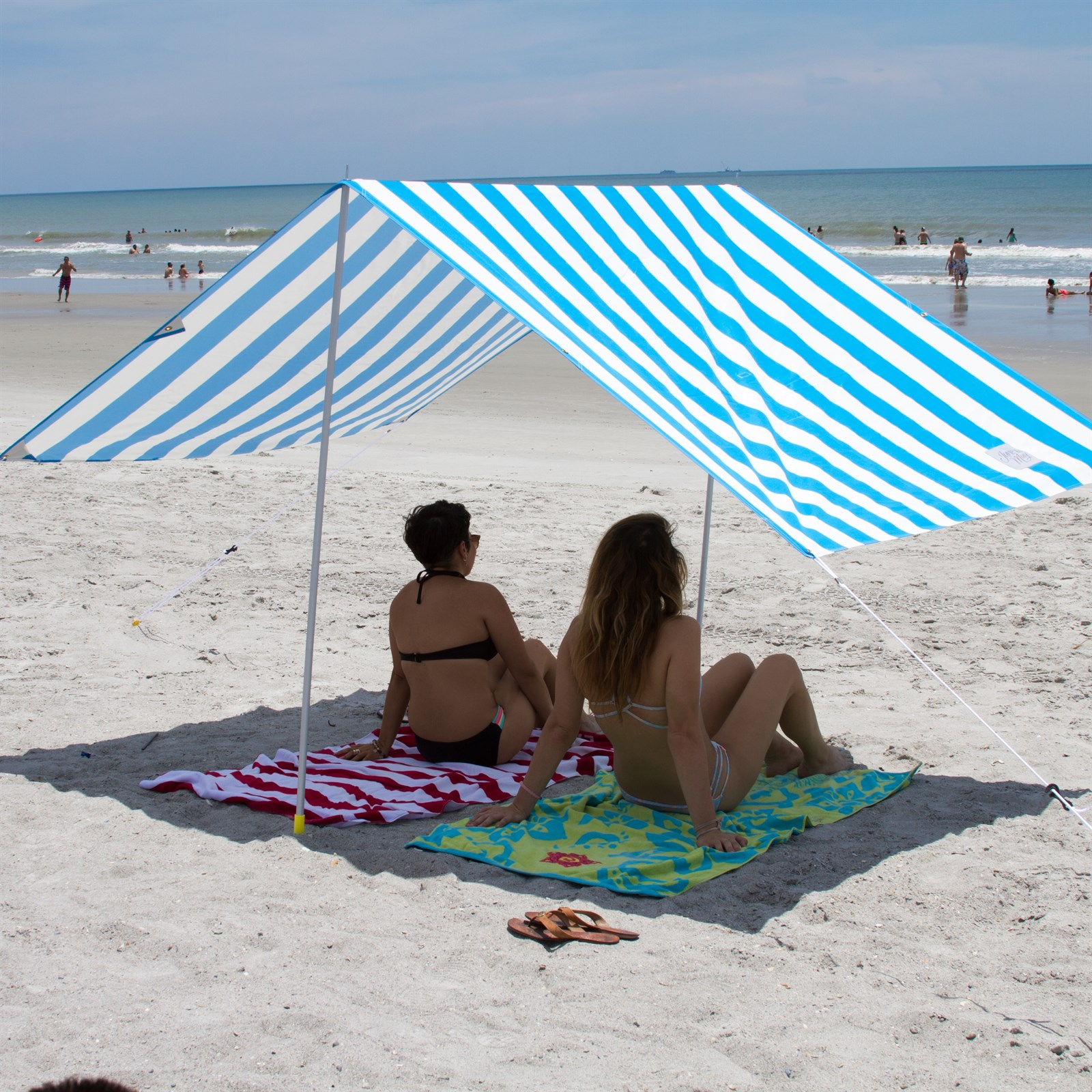 June & May Beach Canopy