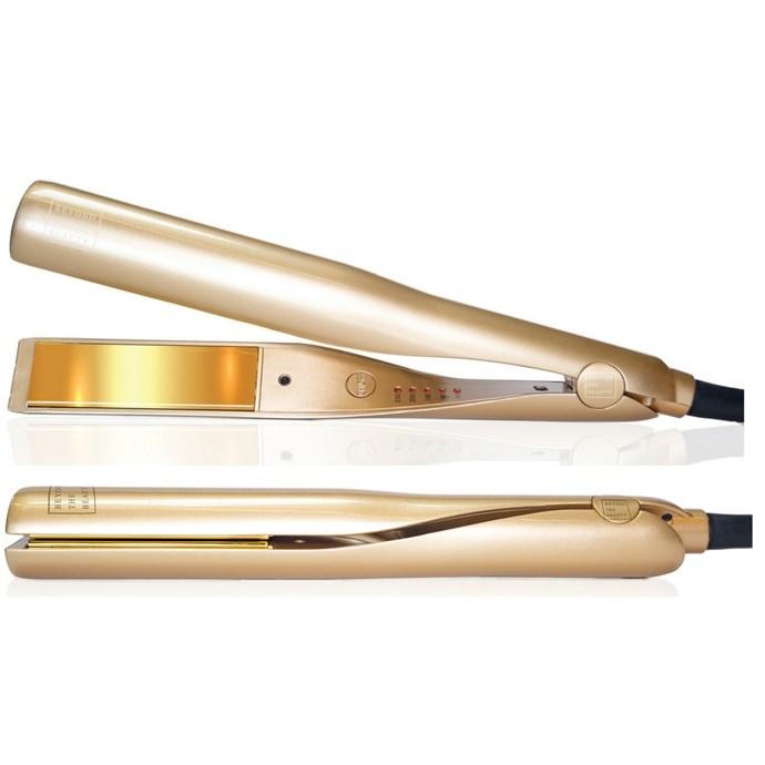 straightener curling wand