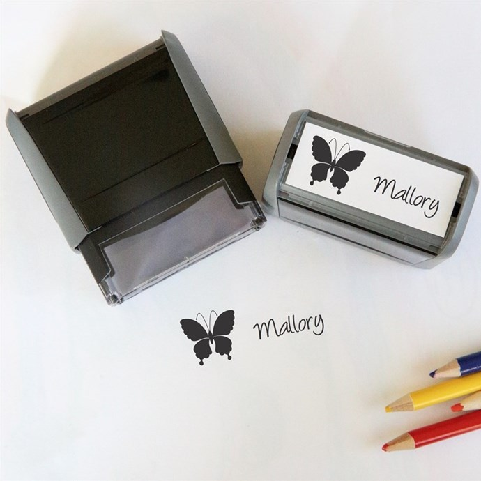 Personalized Kids Stamps Only $10.99 w/ Free Shipping