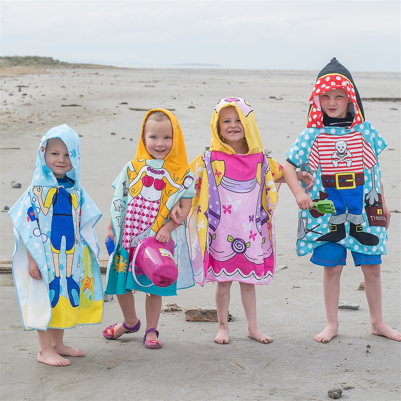 Kids Hooded Towels Only $12.99 w/ Free Shipping