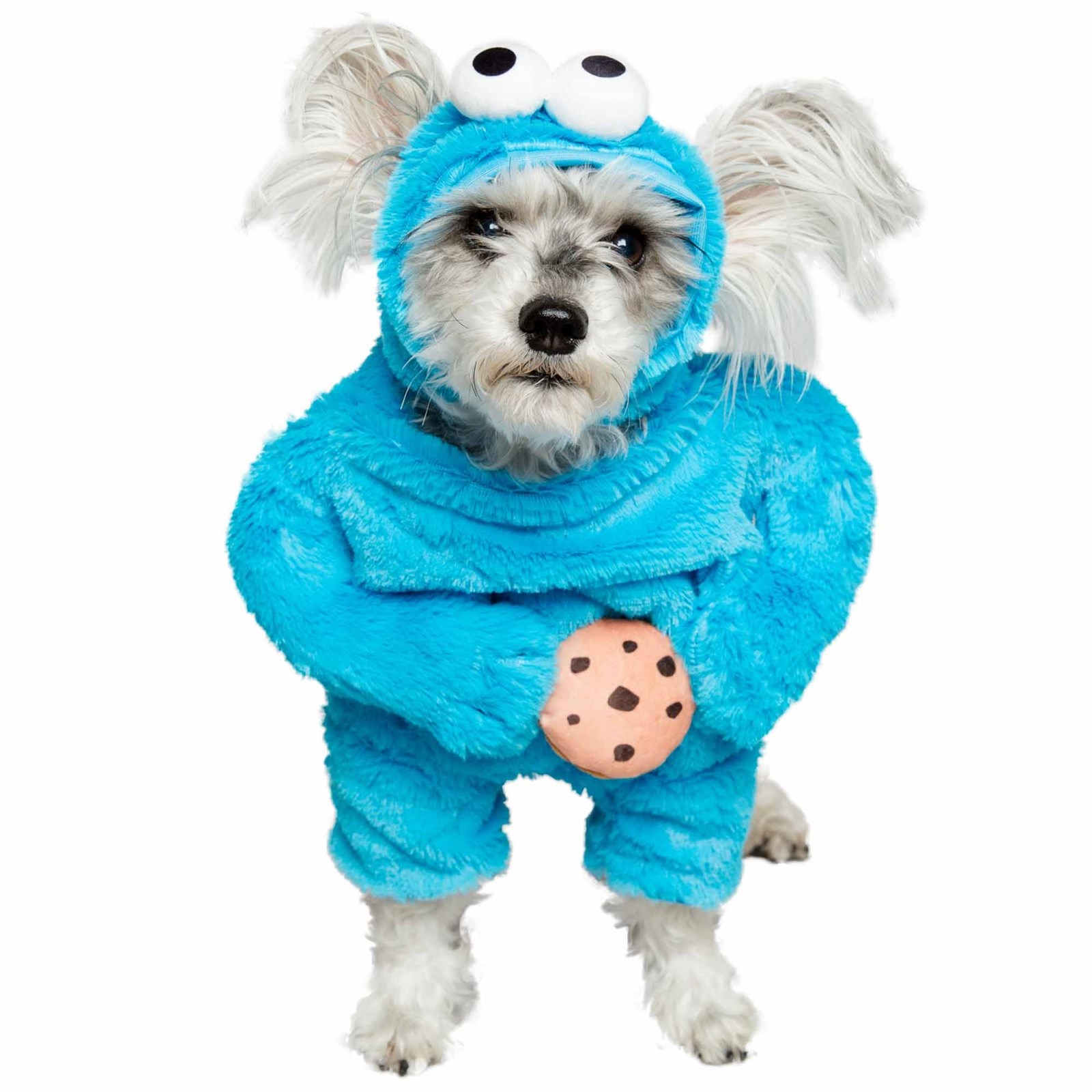 Cookie Monster Dog Costume Only $15.99 w/ Free Shipping