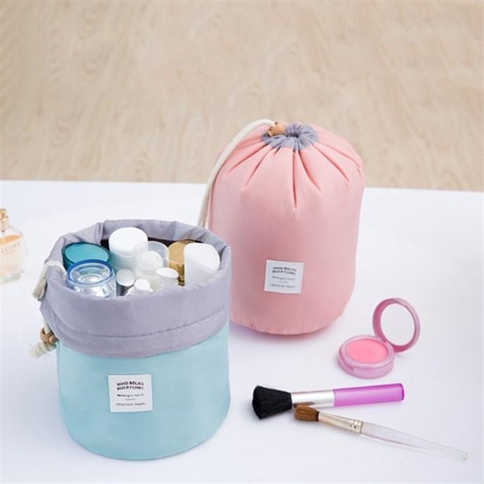 Makeup Organizer & Travel Bag Only $9.99 w/ Free Shipping