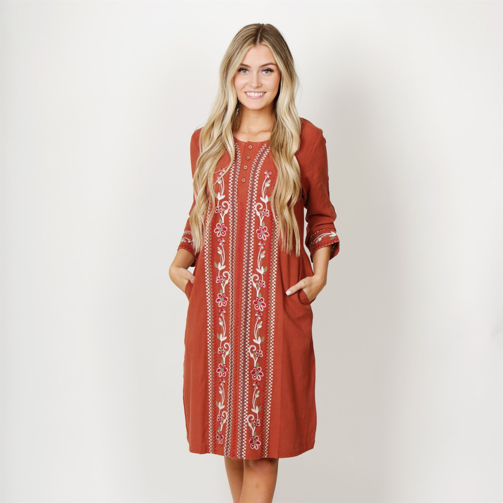 Embroidered Dresses for Women Only $25.99 w/ Free Shipping