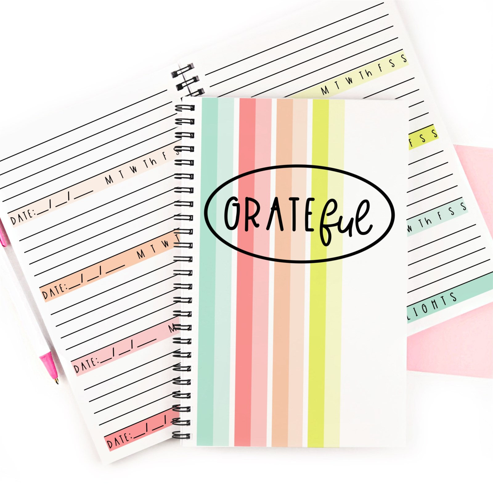 Daily Gratitude Journal Only $14.99 w/ Free Shipping