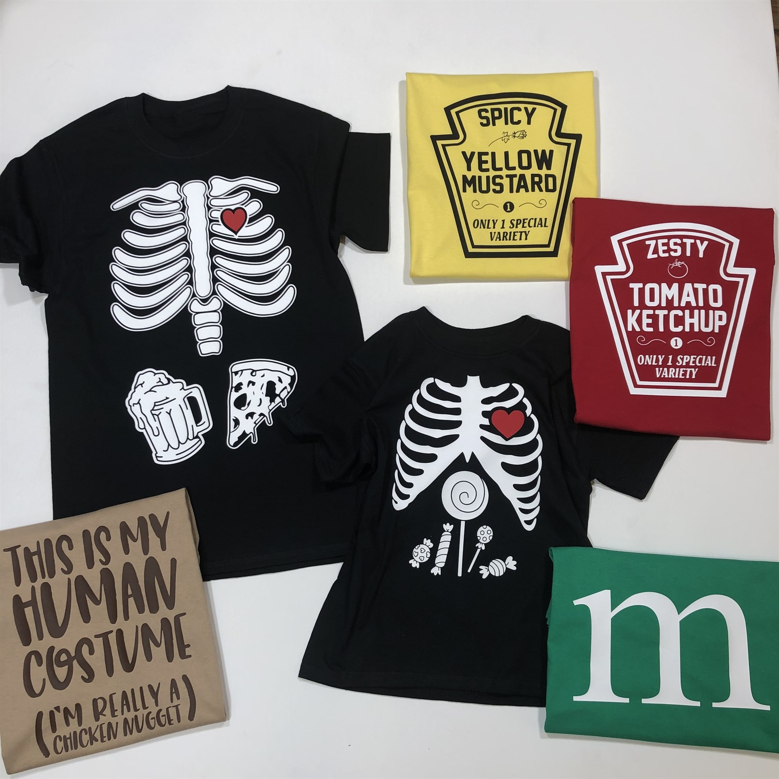 Food Halloween Costume Tees Only $14.99 w/ Free Shipping