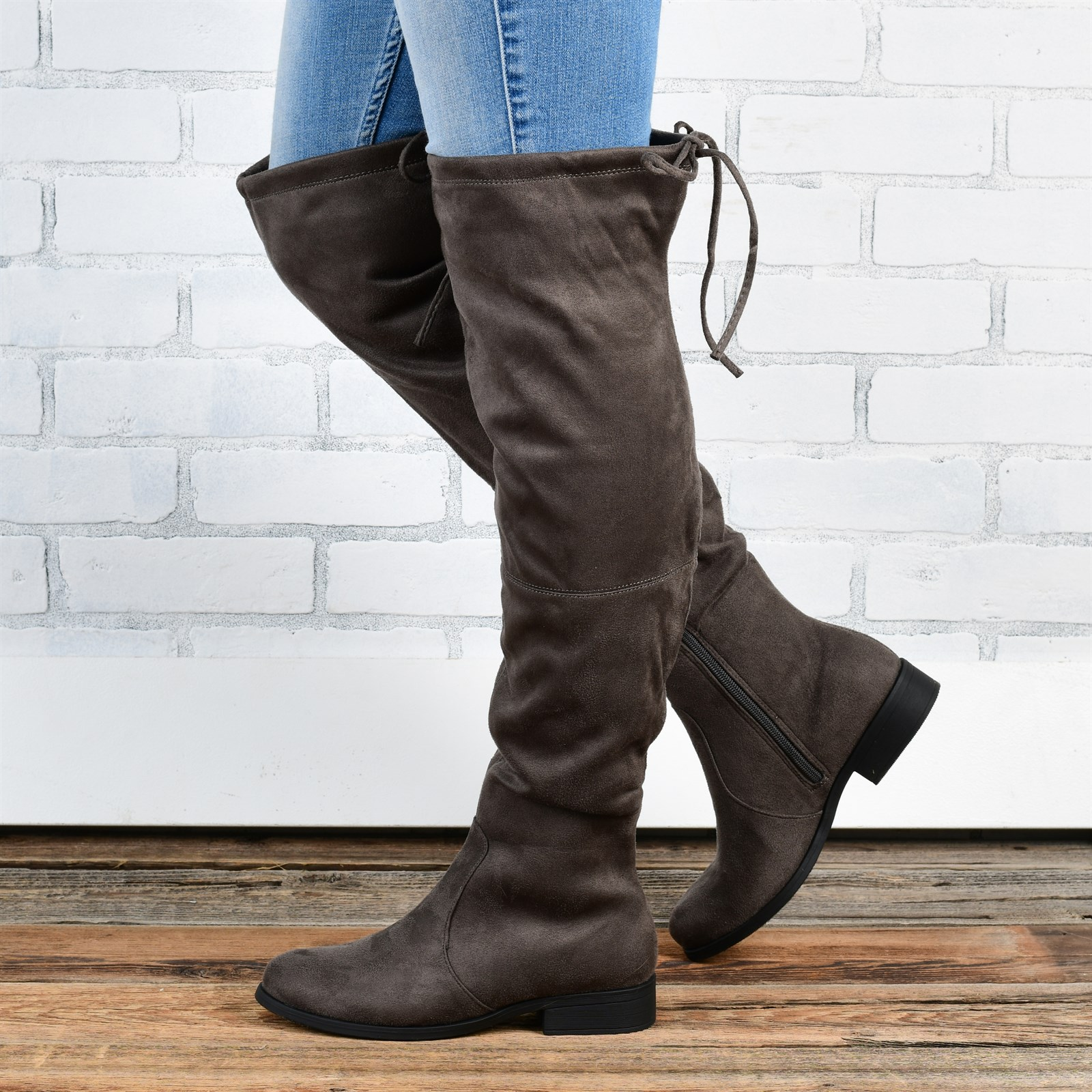 Classic Over-The-Knee Boots